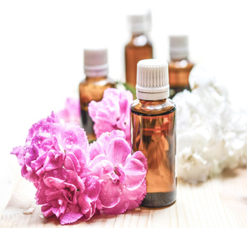 essential oils & flower essences for chakra balance